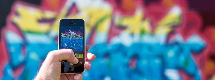 Grafittifjerning bygårder